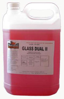 Glass Dual 11 - Glass Wash 20Ltrs - Natural Choice