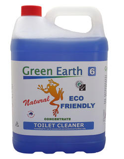 Toilet Cleaner 20Ltrs - Green Earth