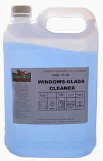 Glass Window Cleaner - 5ltrs - Natural Choice