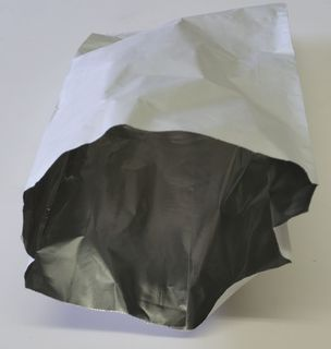 Foil Lined Paper Bag Short - Fortune