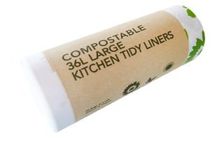 36L Kitchen Tidy Liners Large - EcoPack