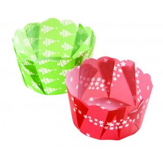 Paper Daisy Cup - Mixed Christmas Pack 75G - Confoil
