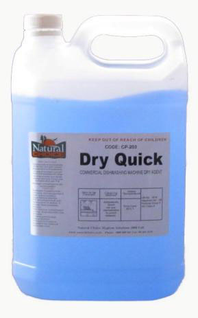 Dry Quick - Drying Agent - 5Ltrs - Natural Choice