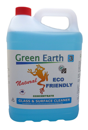 Glass & Surface Cleaner - 5ltr - Green Earth