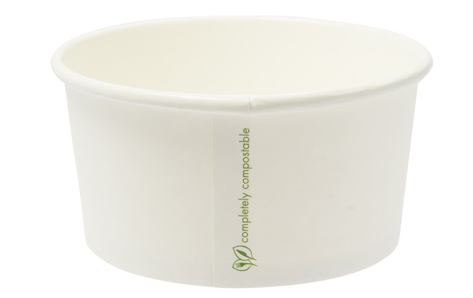 Soup/IceCream Container PLA 6oz/190ml - Vegware