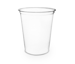 Deli Container Round PLA 32oz (1000ml) - Vegware