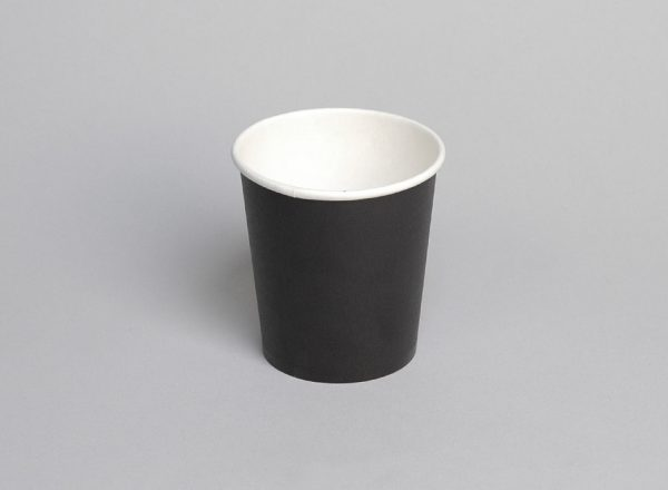 Hot Cup Single Wall PE 6oz - Coastal