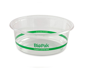 Cold Deli BioBowls Wide 600ml - BioPak