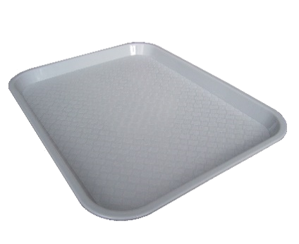 Fast Food Trays Small - Grey