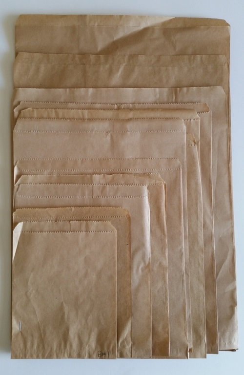 Brown Paper Bag #6 235x300mm - Fortune