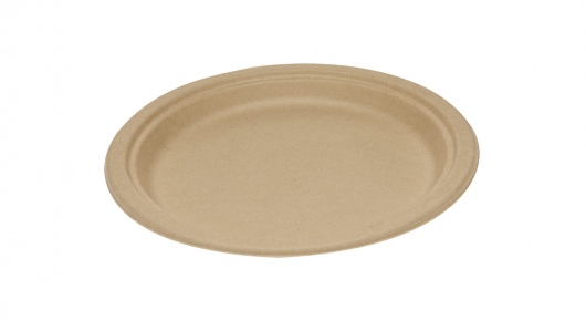 Emperor Green Choice Bamboo Dinner Plate 225mm - UniPak