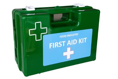 Medium Food/Catering First Aid Kit in Soft Pack