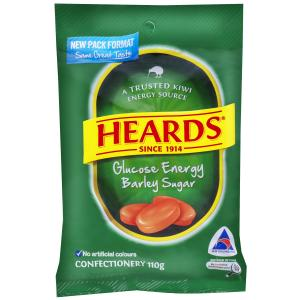 Heards 110g Barley Sugar Packet 110g