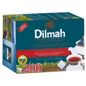 Dilmah Black Tea Bags Pack 200