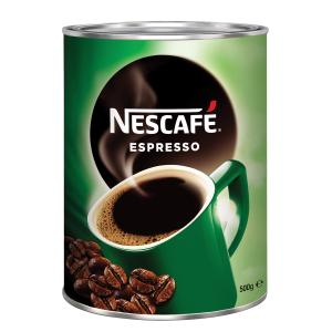 Nescafe 500G Tin Espresso Instant Coffee