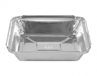 Small Rectangular Take-Away Containers 550ml - Castaway
