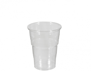 285ml Costwise' PP Cold Cup, Clear - Castaway