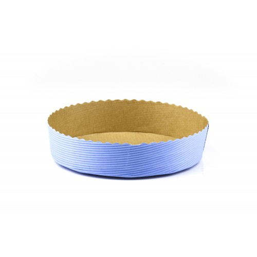 Medium Round Torte - Blue - Confoil
