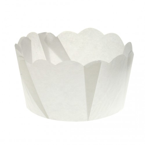 Paper Daisy Cup - White 75G - Confoil