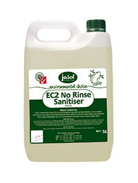 No Rinse Sanitiser - Jasol - Eco