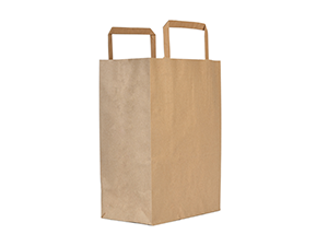 Recycled paper carrier Medium - Vegware